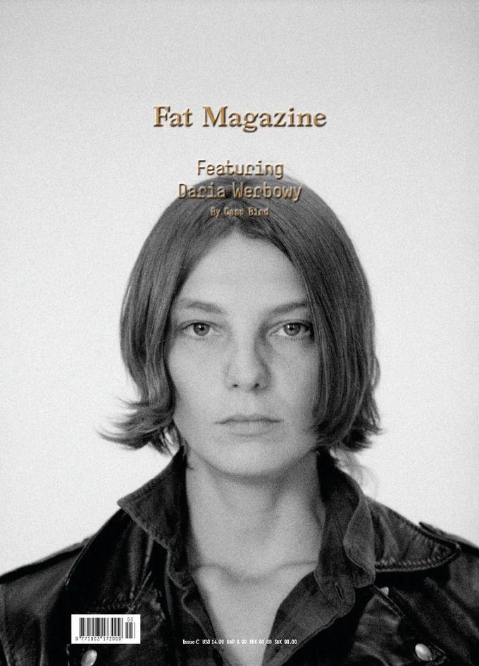 Вышли новые обложки Numero, W, Bon и других журналов. Изображение № 2.