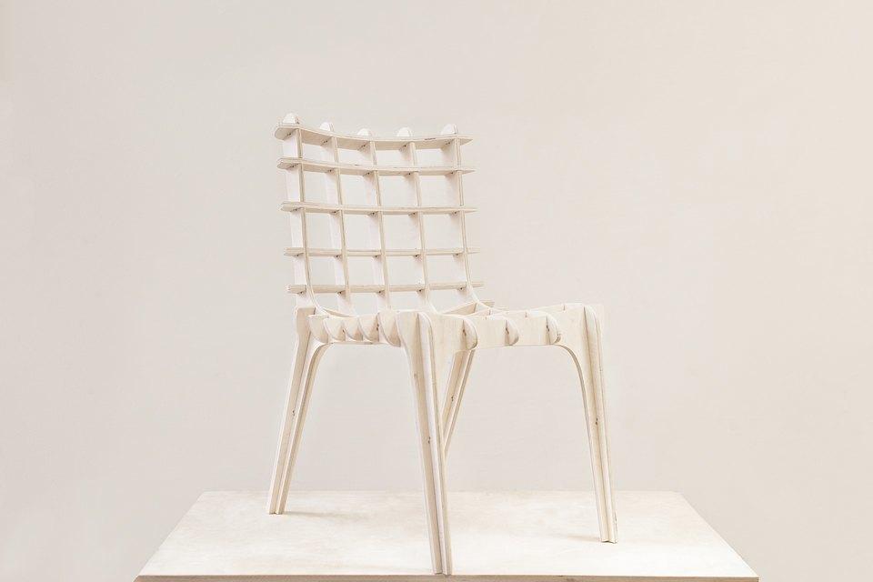 Как сделать красивый стул почти самому. Изображение № 7.