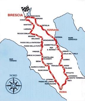 Mille Miglia. Изображение № 2.