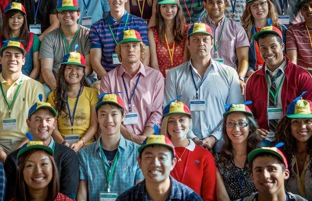 Сотрудники компании Google — фильм «Кадры». Изображение № 15.