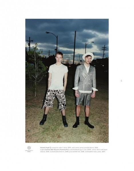 Мужские лукбуки: Barneys, Dior Homme, Opening Ceremony и Pierre Balmain. Изображение № 6.