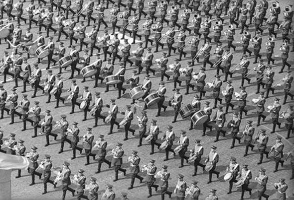 Парад на Красной площади. Изображение № 177.