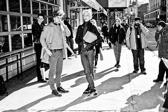 Неделя моды в Нью-Йорке: Репортаж. Изображение №22.