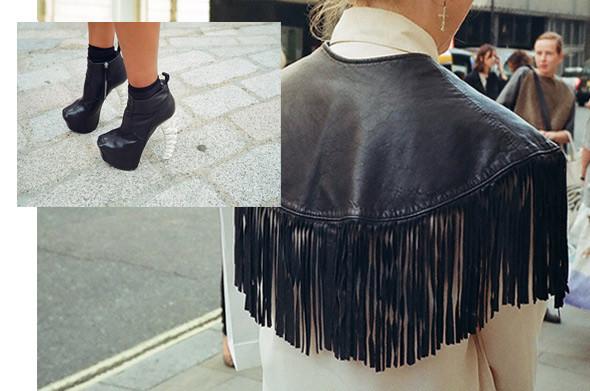 Детали: Лондонская неделя моды. Изображение № 10.