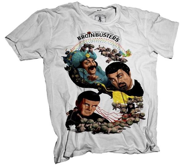 Коллекция футболок от Chapaev Street. Изображение № 7.