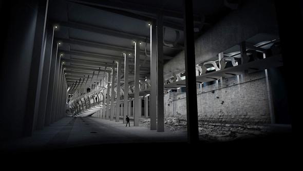 Подземный музей в Антверпене. Изображение № 5.