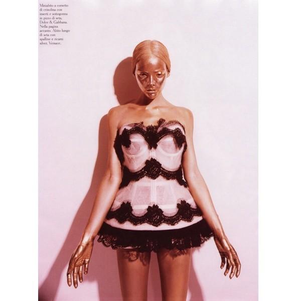 5 новых съемок: Amica, Elle, Harper's Bazaar, Vogue. Изображение № 7.