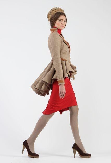 Lookbook RUZANNA GUKASYAN - FW 2011/2012. Изображение № 1.