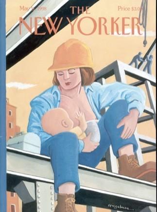 10 иллюстраторов журнала New Yorker. Изображение №55.