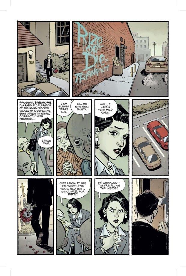 Выложены 6 страниц комикса-сиквела «Бойцовского клуба». Изображение № 6.