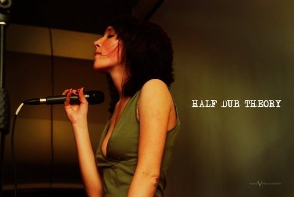 Half Dub Theory - Think Aloud. Изображение № 5.