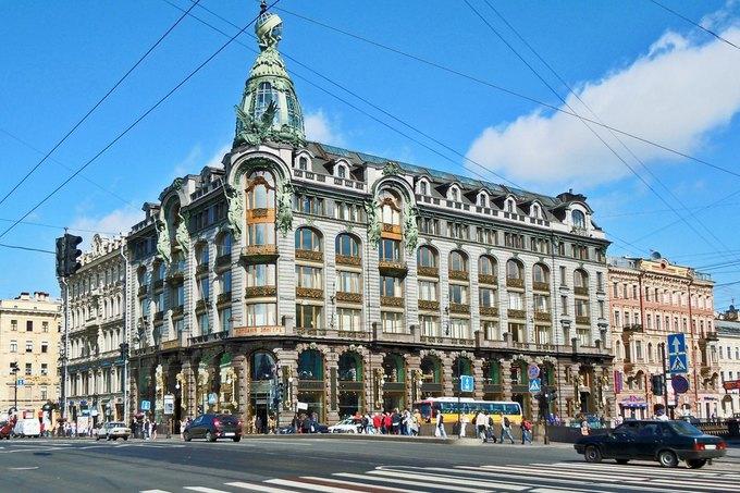 Здание главного офиса «ВКонтакте». Изображение № 1.