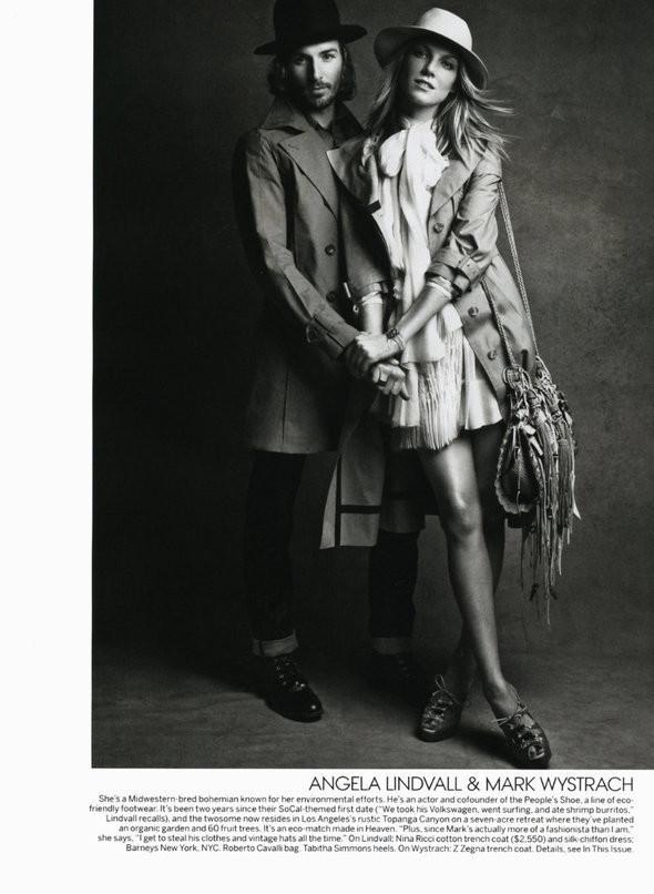 Изображение 95. Съемки: Harper's Bazaar, Industrie, Vogue и другие.. Изображение № 117.