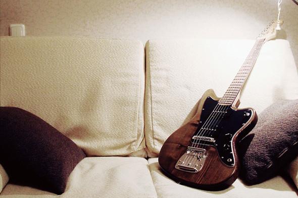 Гитара Fender Jazzmaster. Изображение № 45.
