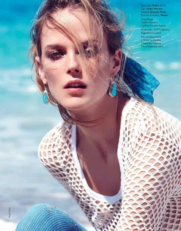 Съемки: Vogue, Elle, Tush и другие. Изображение № 53.