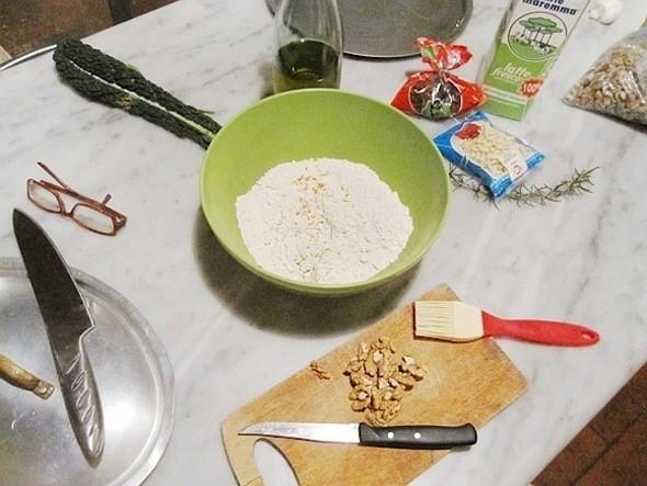 Изображение 4. Паста, антипаста и десерт из каштановой муки.. Изображение № 52.