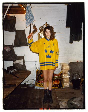 Новые имена: 10 молодых фэшн-фотографов. Изображение № 84.