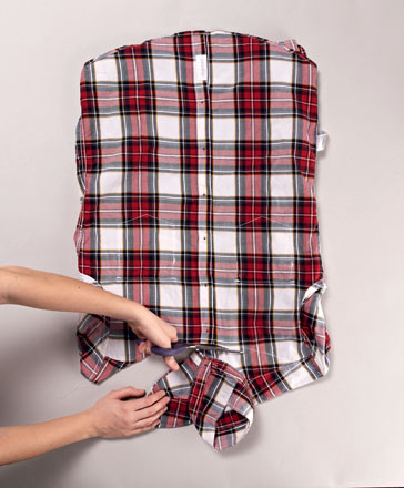 3000 идей переделки одежды из старой в стильную. Изображение № 38.