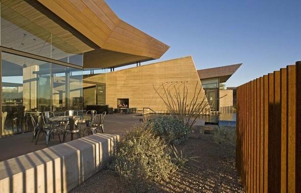 Дом Desert Wing от Brent Kendle. Изображение № 5.