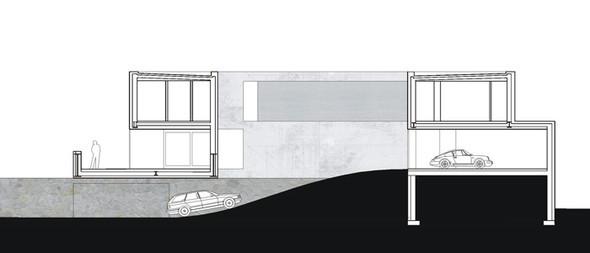 Aatrial House — дом-«вытынанка». Изображение № 2.