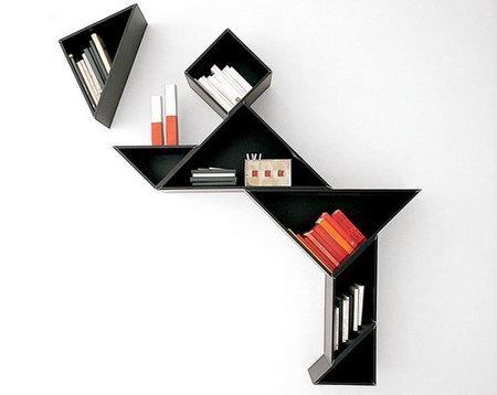 Геометрия книжных полок. Изображение № 8.