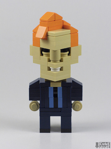 Изображение 6. Lego-герои CubeDude .. Изображение № 6.