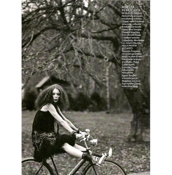 Новые съемки: i-D, Vogue, The Gentlewoman и другие. Изображение № 12.