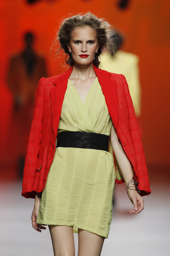 Madrid Fashion Week SS 2012: Francis Montesinos. Изображение № 3.