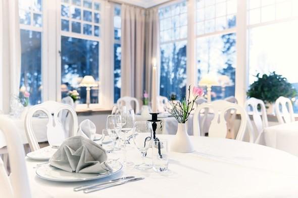 Ресторан в отеле Korstäppans Herrgård. Изображение № 41.