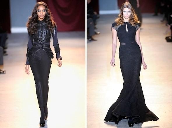 Изображение 8. Показы на Paris Fashion Week FW 2011: день 3.. Изображение № 22.