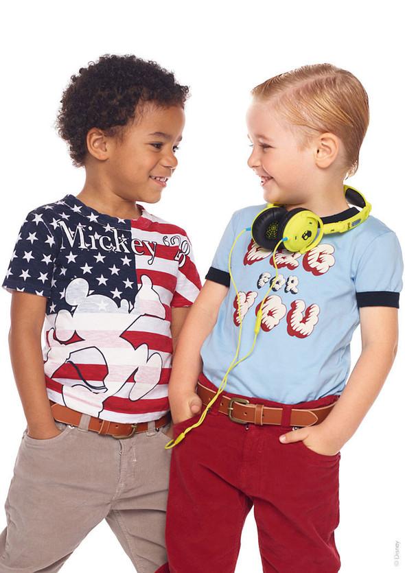 Все лучшее детям: лукбуки D&G, Gucci, John Galliano, Burberry. Изображение № 4.