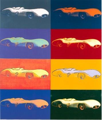 Автомобиль как искусство. Энди Уорхол. Изображение № 6.