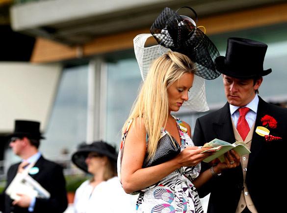 Самые необычные иизысканных шляпки Royal Ascot. Изображение № 51.