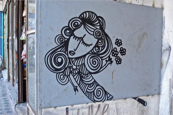 Стрит-арт и граффити Афин, Греция. Изображение № 41.