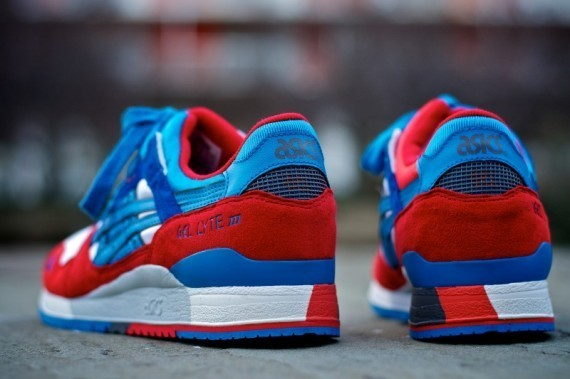 Asics Gel Lyte III + GT-II Fall/Winter 2011 релизы в Kith. Изображение № 12.