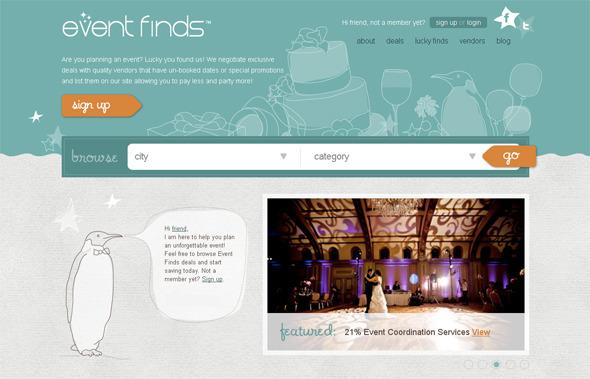Ручная работа. Дизайн сайтов с рисованными элементами. Изображение № 30.