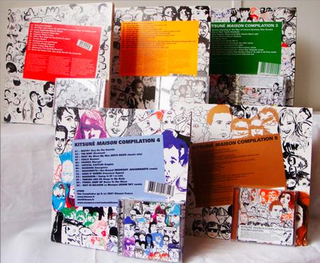 Наподходе шестая компиляция отKitsun Music. Изображение № 1.