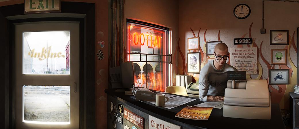 Все развлечения  Grand Theft Auto V . Изображение № 13.