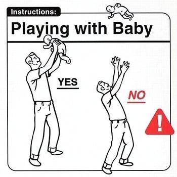 Инструкция поэксплуатации младенца. Изображение № 14.