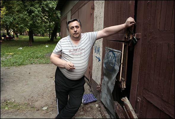 2010-05-15. Москва. Дом Наркомфина. Выставка со взломом. Изображение № 19.