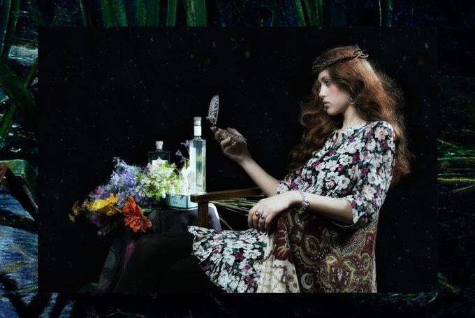 Click-boutique и Yanina Vekhteva показали новые коллекции. Изображение № 21.