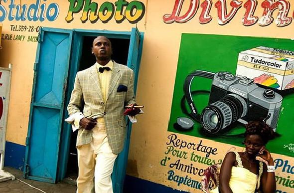Изображение 8. Щеголи из республики Конго.. Изображение № 1.