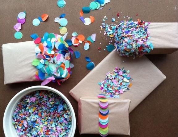 55 идей для упаковки новогодних подарков. Изображение №117.