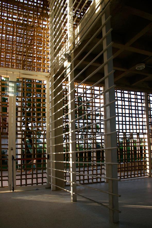 Villanuevas Public Library. Изображение № 7.