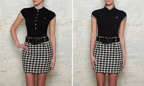 Новая коллекция Amy Winehouse X Fred Perry AW11 Collection. Изображение № 3.