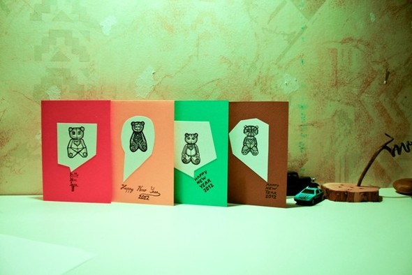 Миша и открытки - Gabriel Saray. Изображение № 12.