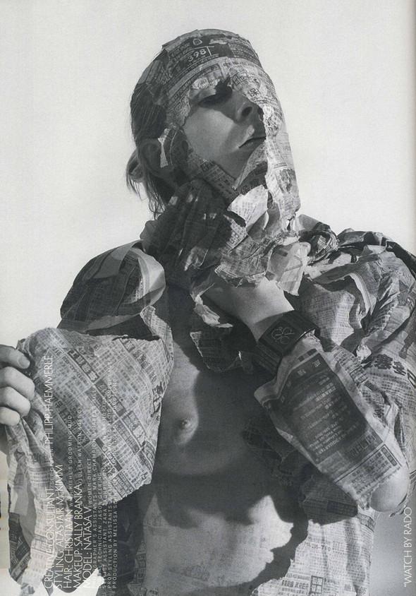 Наташа Войнович и еда, фотограф Седрик Буше. Изображение № 14.