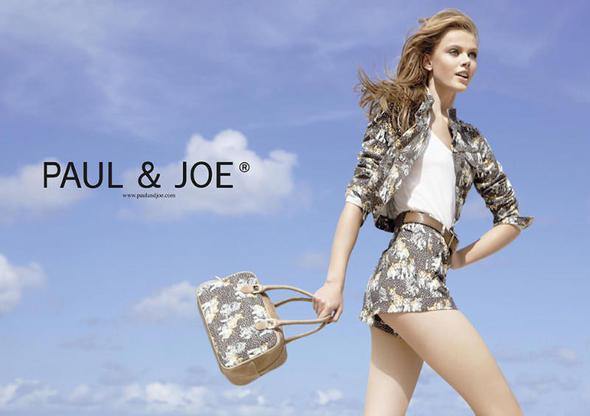 Изображение 2. Рекламные кампании: Yves Saint Laurent, Chanel и другие.. Изображение № 12.