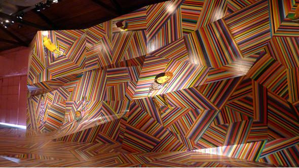 Дизайн-дайджест: Книга мифов о Бэнкси, выставка Ай Вэйвэя и арт-ярмарка FIAC в Париже. Изображение № 45.