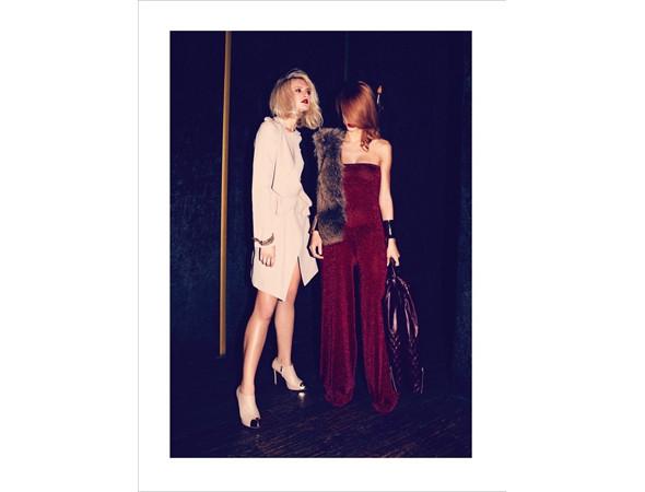 Иоанна и Надя в турецком Elle, март 2011. Изображение № 27.